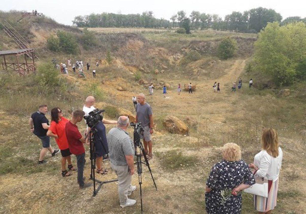 Вінничина: Місце падіння метеорита стане об'єктом заповідного фонду