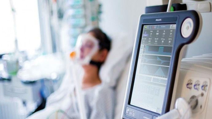 РАЕС закупила для медиків мобільний апарат ШВЛ