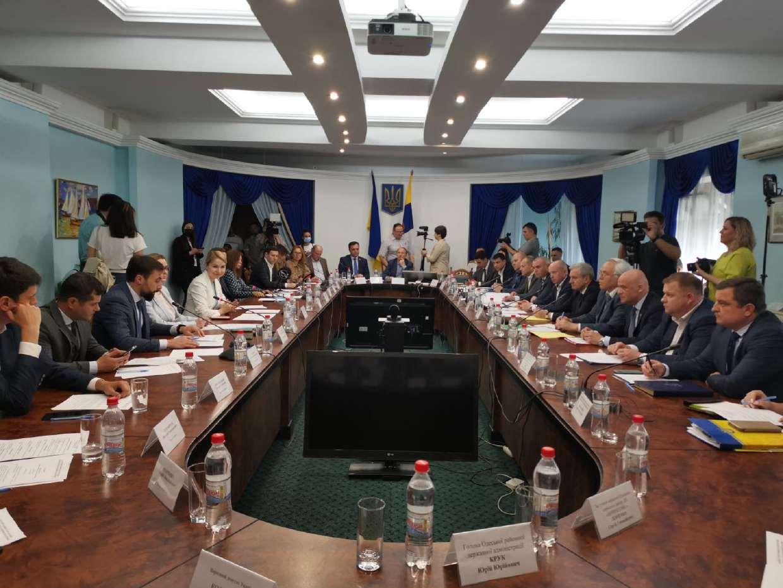 Комітет Верховної Ради України з питань антикорупційної політики вітає рішення парламенту прибрати корупцію  у сфері переатестації моряків