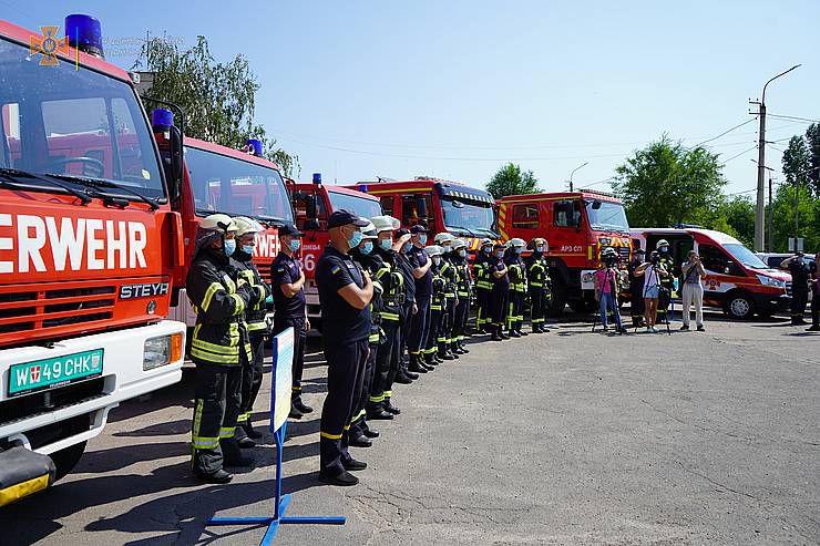 Луганщина: Спасатели справятся с вызовами стихии