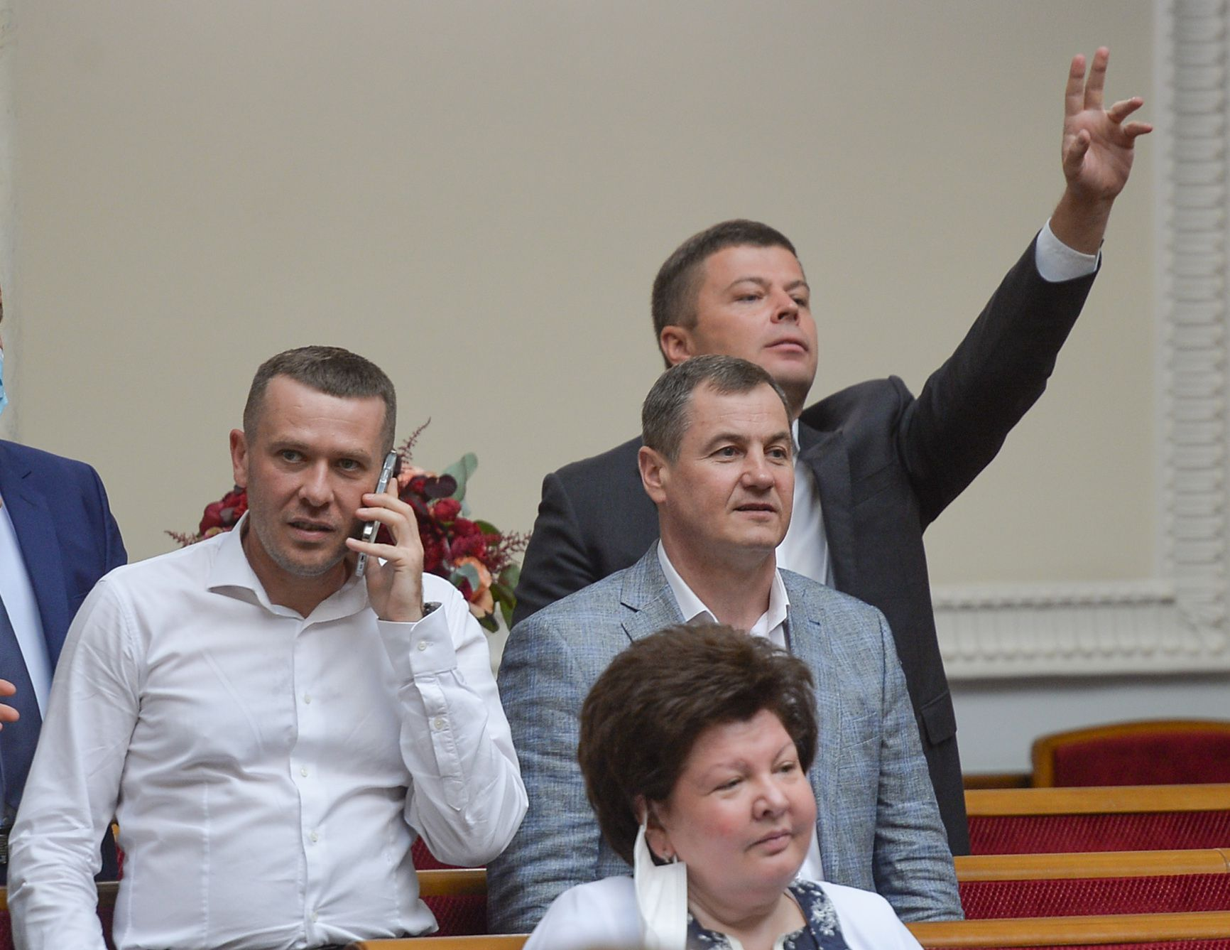 Відкрито шлях до підписання законів про реформування судової гілки влади та «Укроборонпрому»