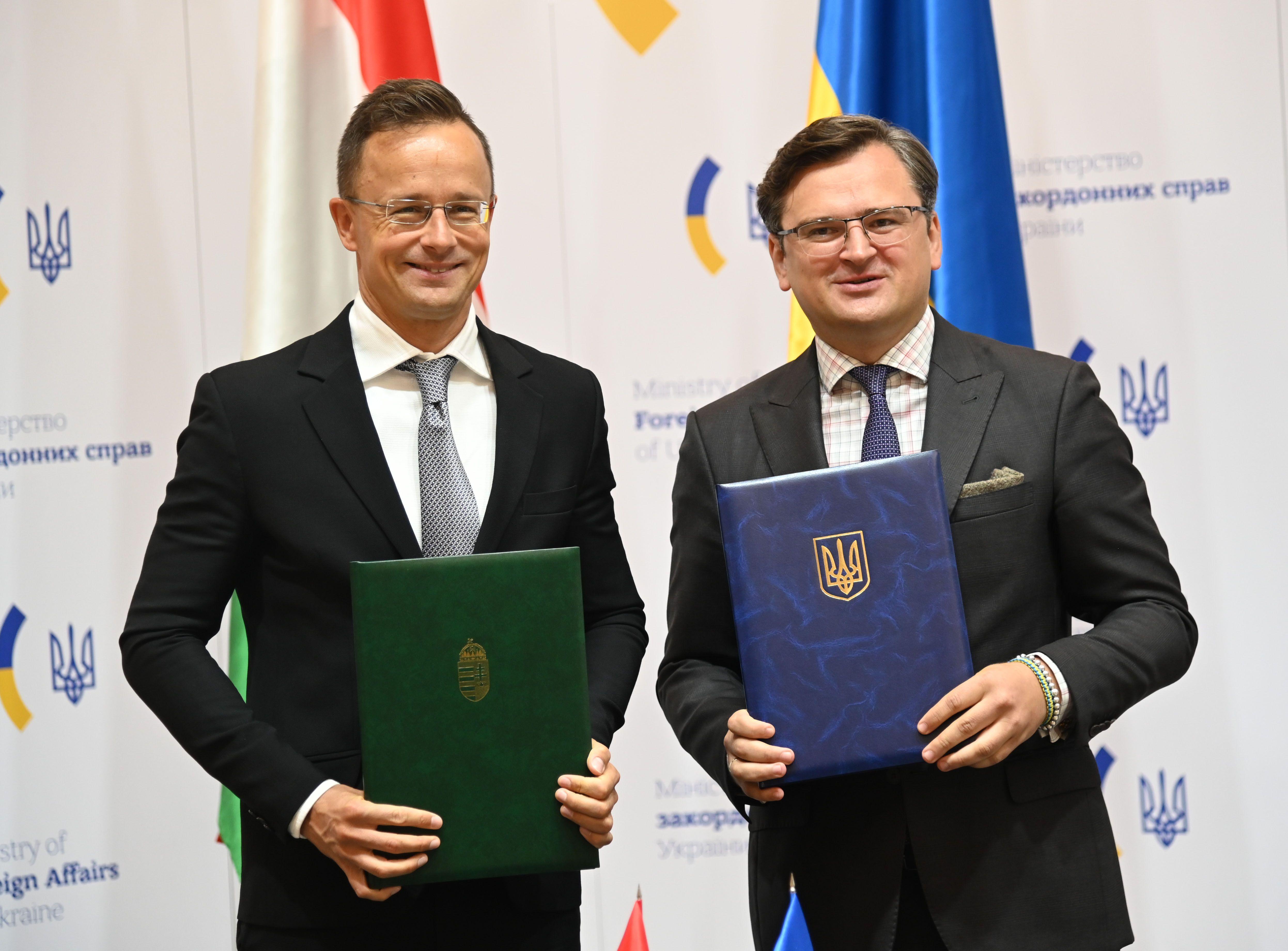 Крок до порозуміння з Угорщиною