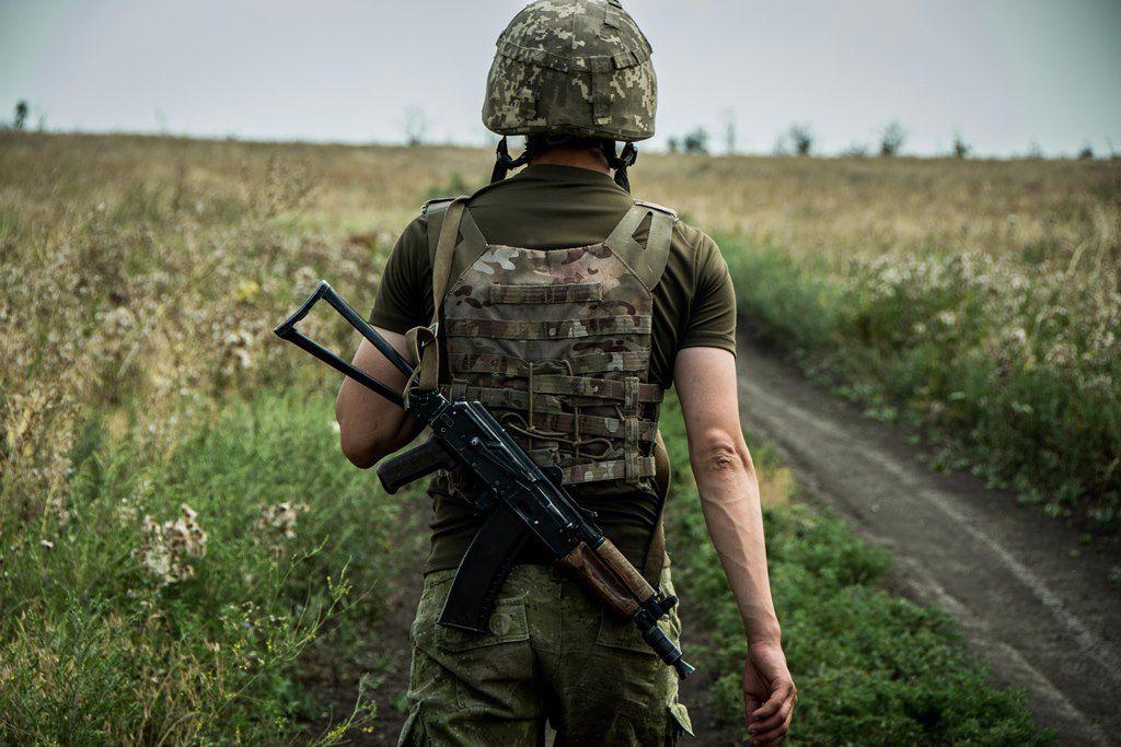 За год режима прекращения огня погибло 45 украинских защитников