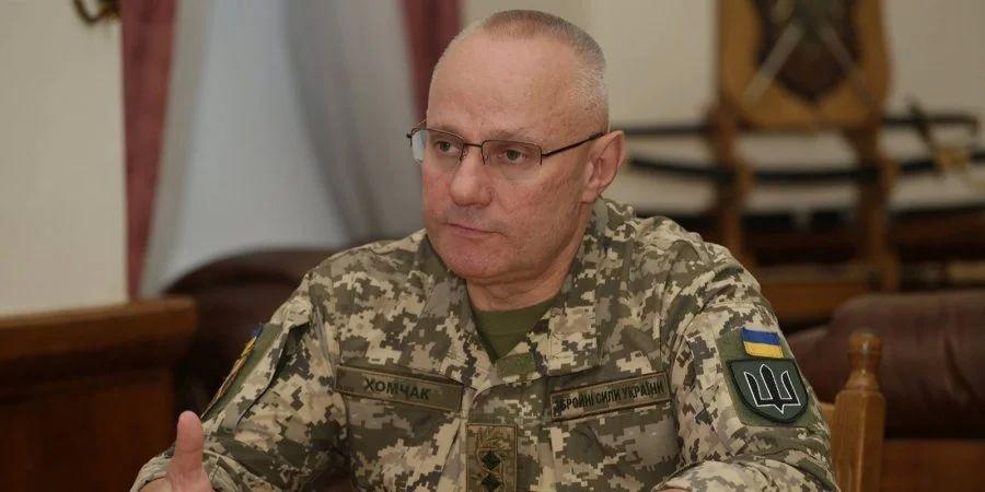 Через відсутність синергії генерал-полковника замінив генерал-майор