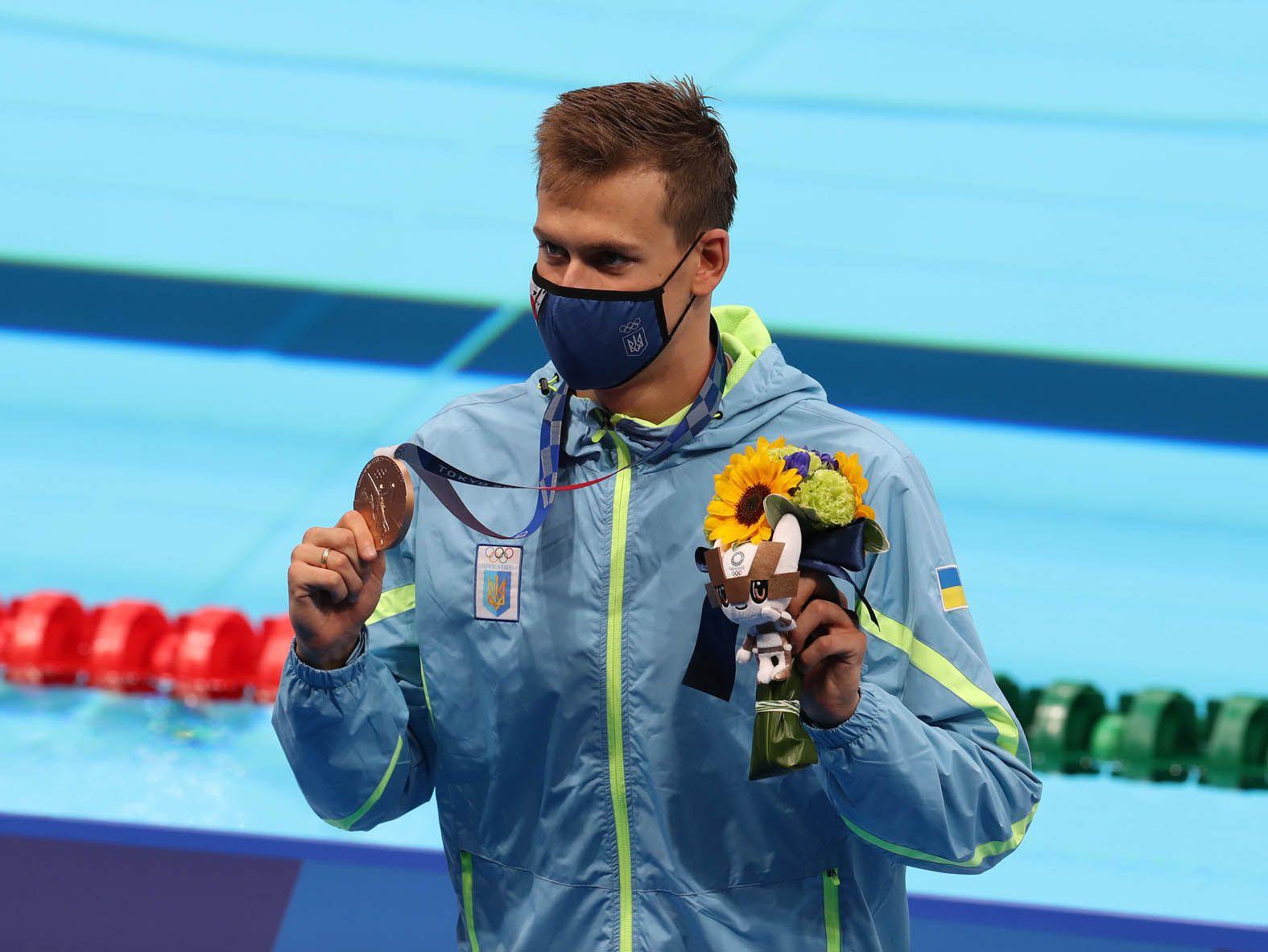 Плавання: Знову «бронза»