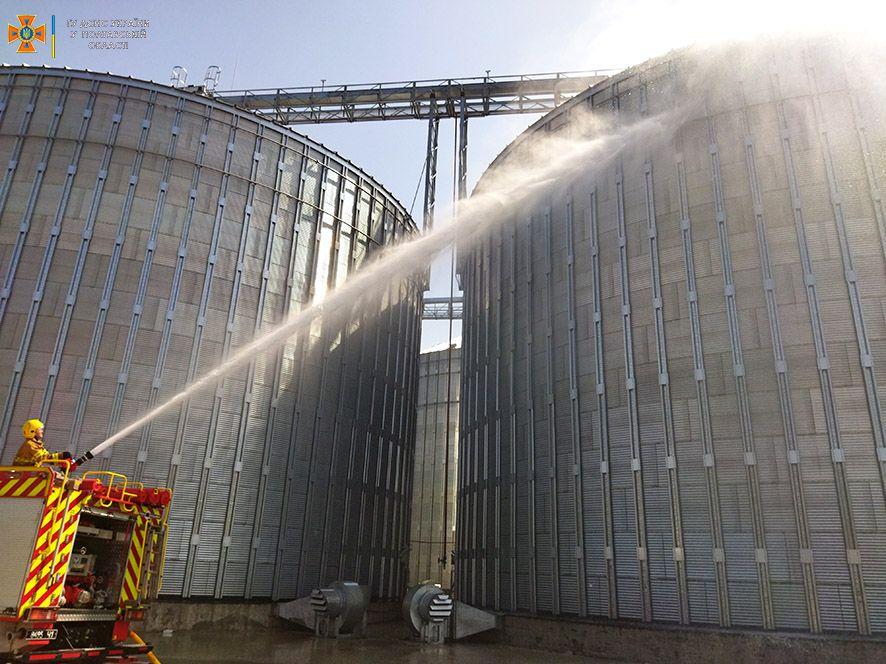 Полтавщина: Жниварям нагадують  про пожежну небезпеку