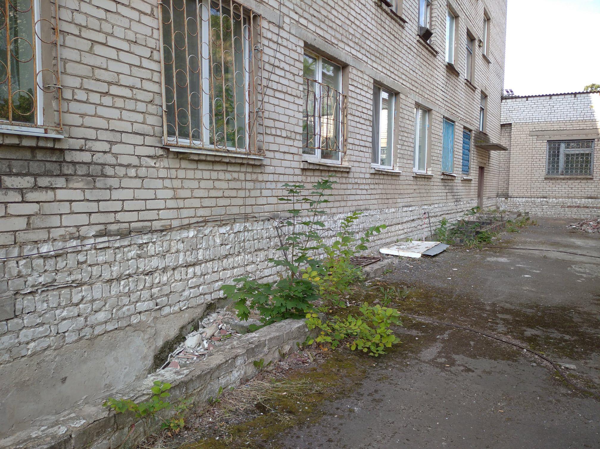 Луганщина: Реставрация сэкономит средства больницы