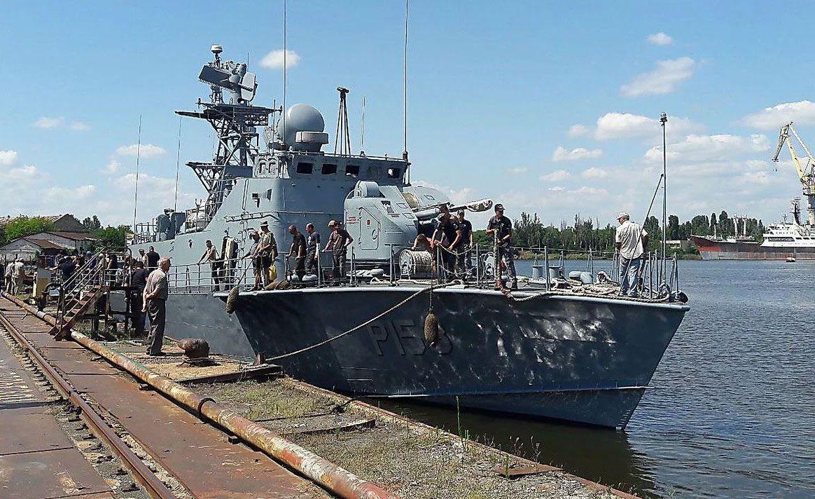 Кораблі готові до походів