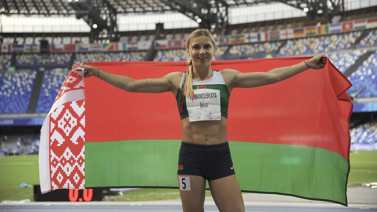 Білоруська легкоатлетка обрала Польщу