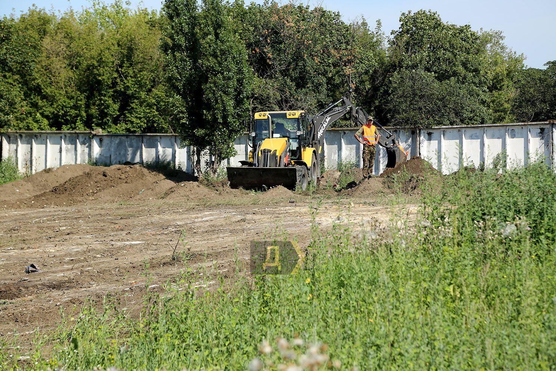 Одесчина: Обнаружены массовые захоронения