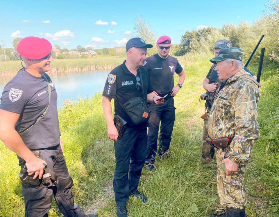 Ивано-Франковщина: Охота должна быть без нарушений
