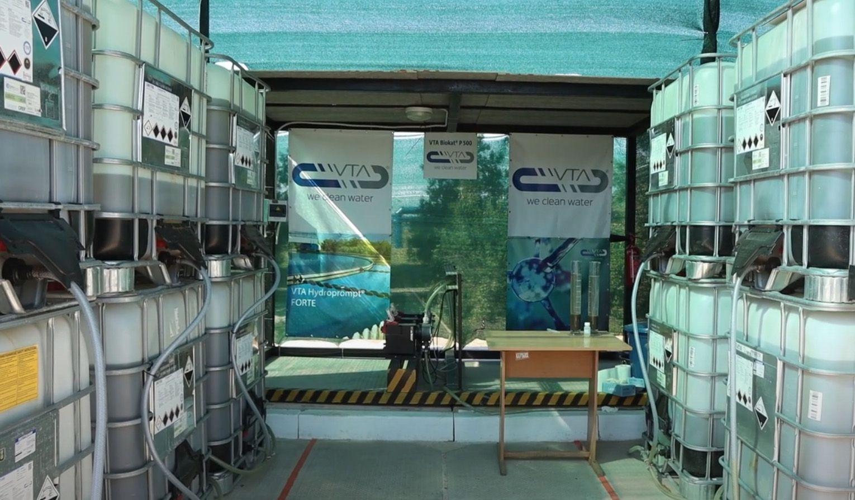 Одесса: Очищать сточную воду помогают иностранные технологии