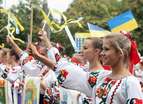 """Ukrainians disagree with Putin's assertion about """"the historical unity of two peoples"""""""
