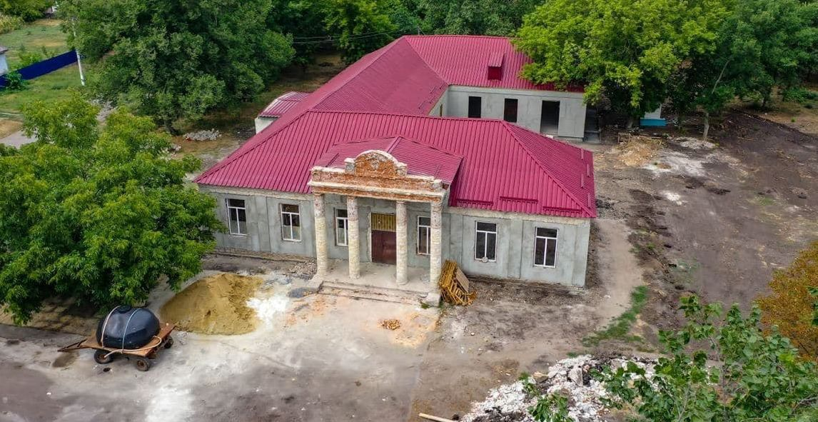 Николаевщина: Центр досуга в глубинке