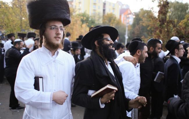 Черкащина: В Умань уже прибыло 8 тысяч хасидов