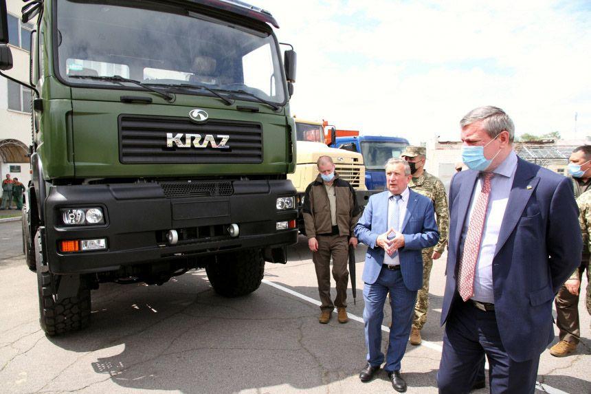АвтоКрАЗ ввійде в оборонний холдинг?