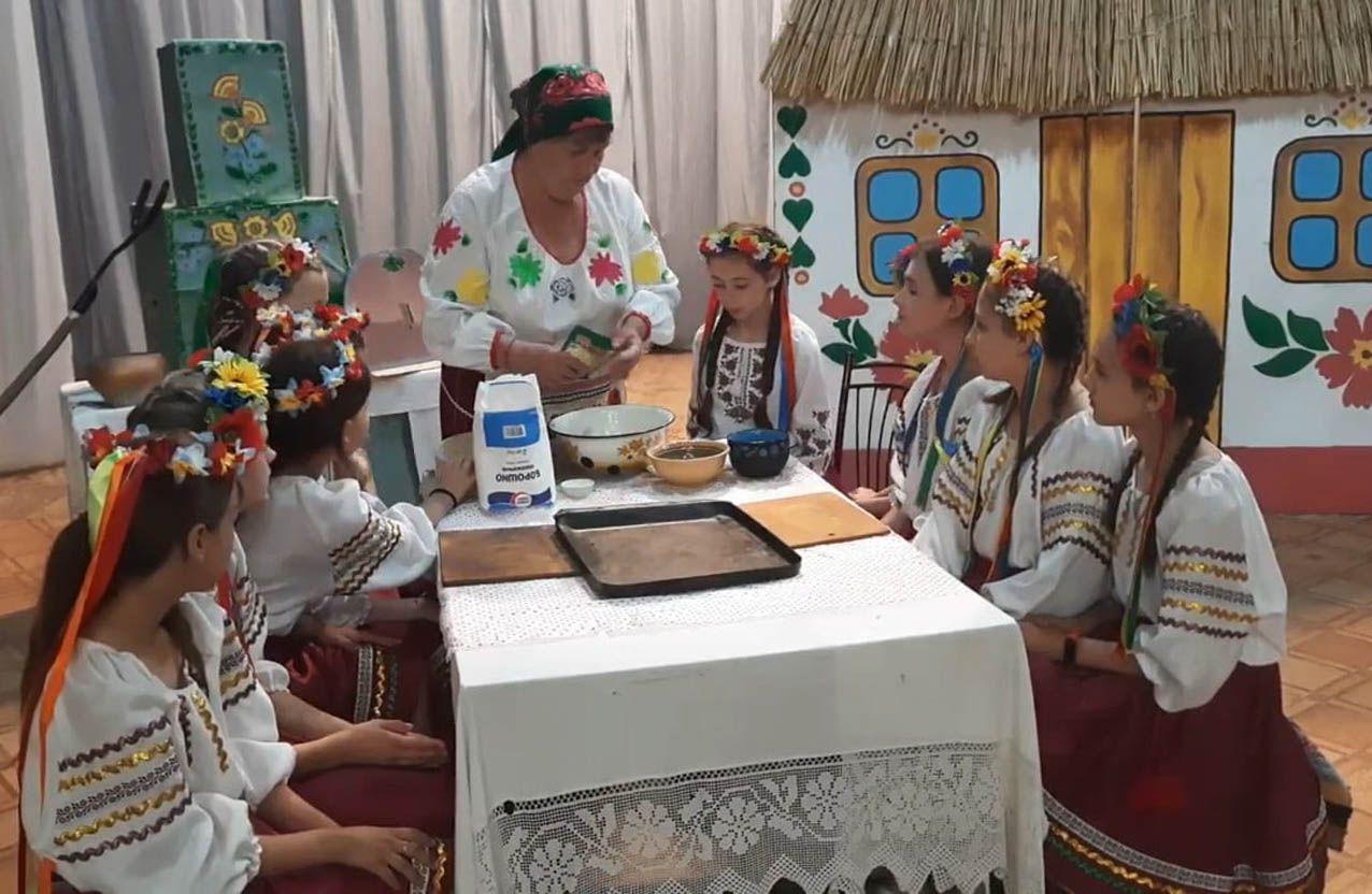 Николаев: Этнические традиции воссоздала молодежь