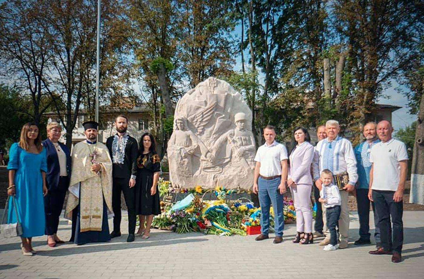 Житомирщина: Ордена для матерей павших бойцов