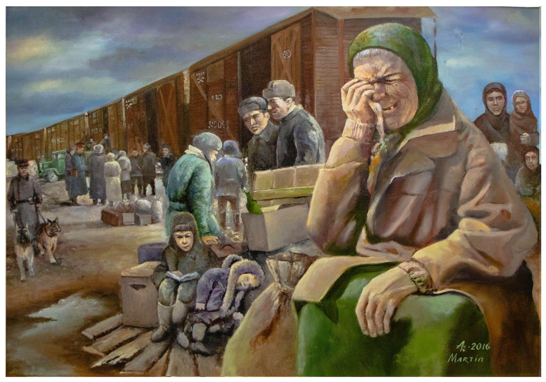 Сталінське «велике переселення народів» — злочин радянського режиму