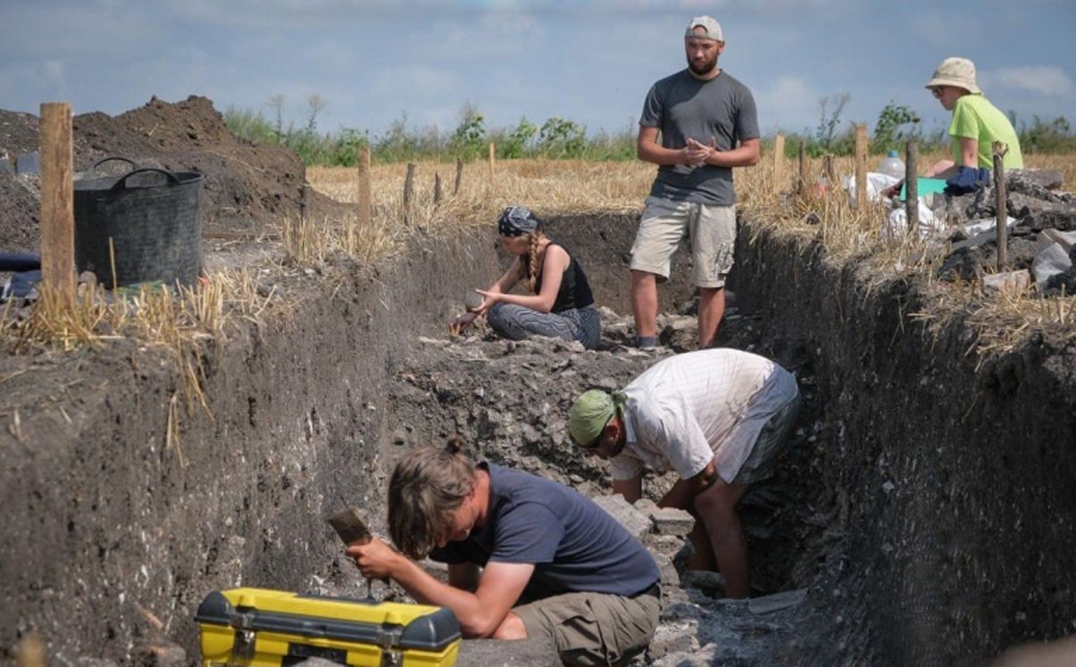 На Буковине нашли древнее римское поселение