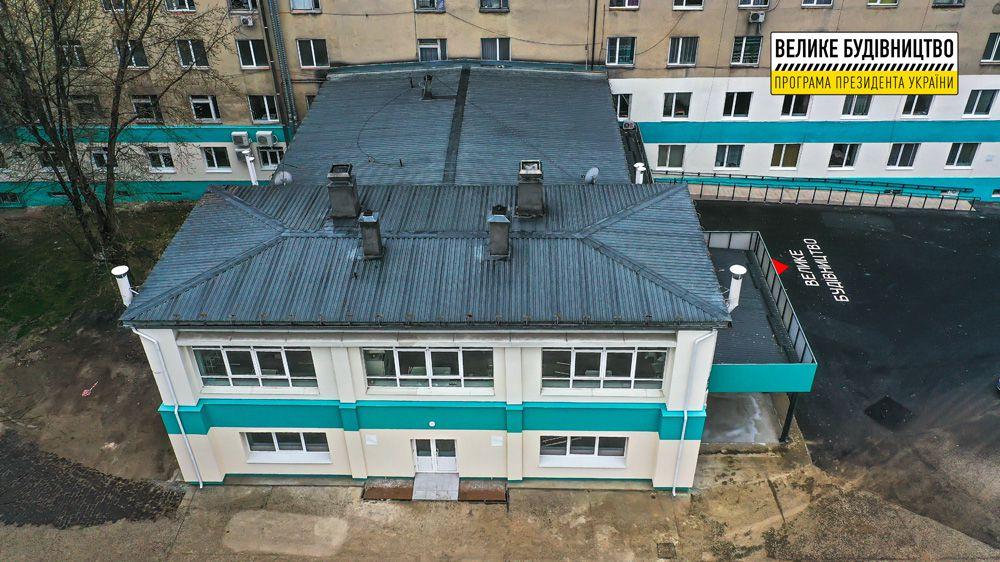 Закарпатье: Обновили еще одно приемное отделение райбольницы