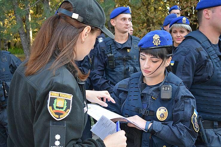 Донетчина: Гвардейцы вместе с полицией противостоят криминалу