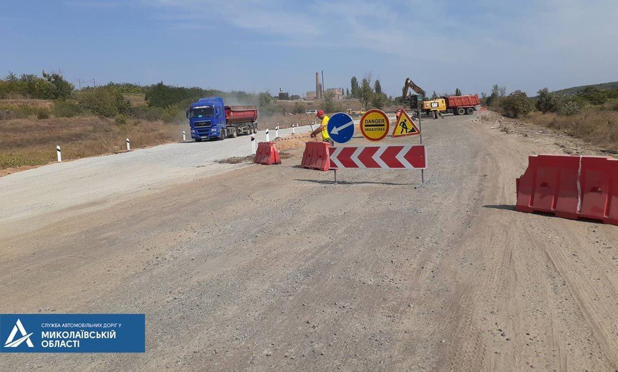 Миколаївщина: Розпочався ремонт мостів