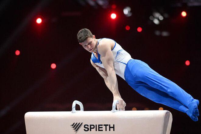 Спортивна гімнастика: Остання перевірка перед ЧС