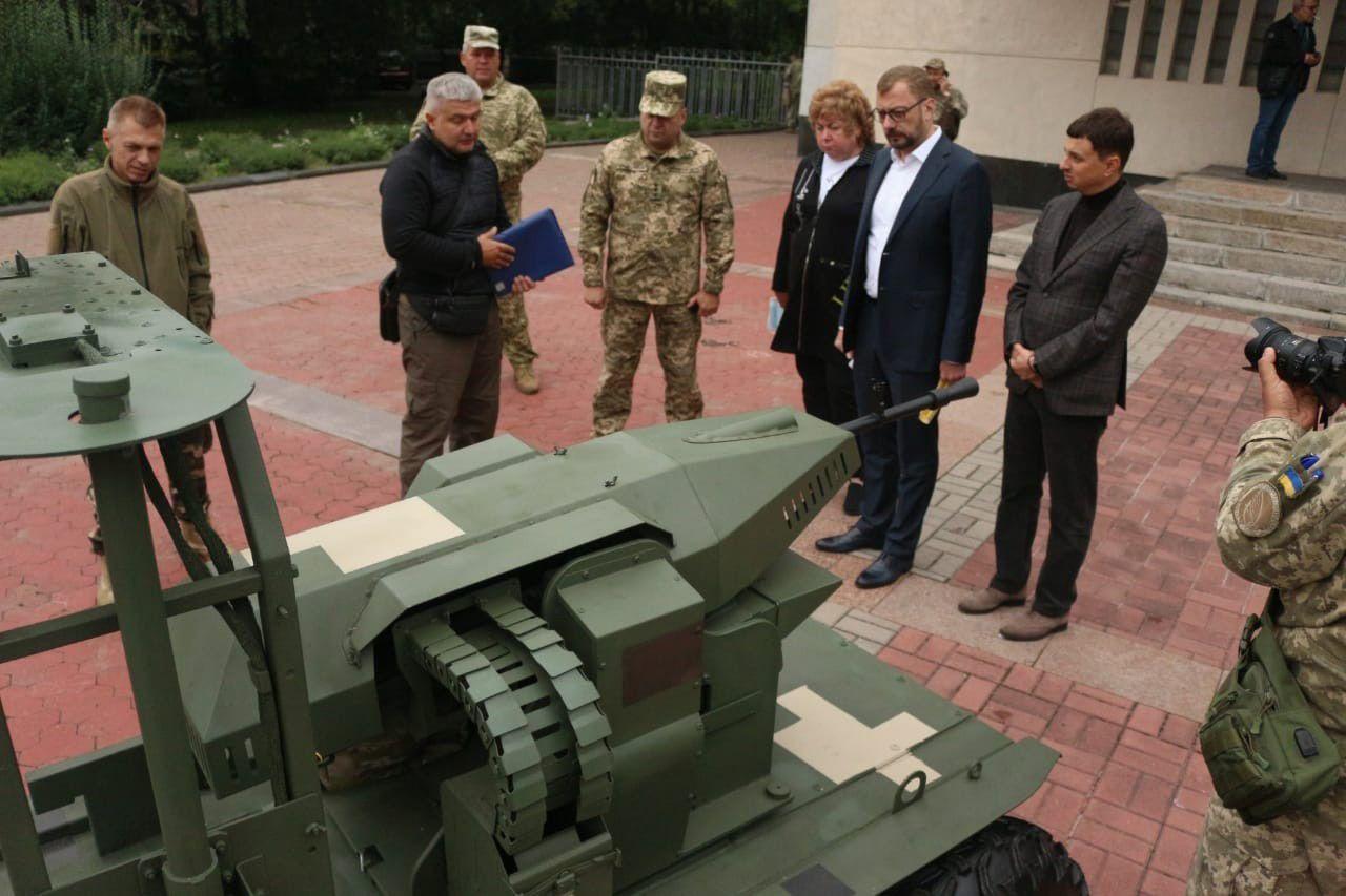 В Чернигове может быть технопарк армейского оснащения
