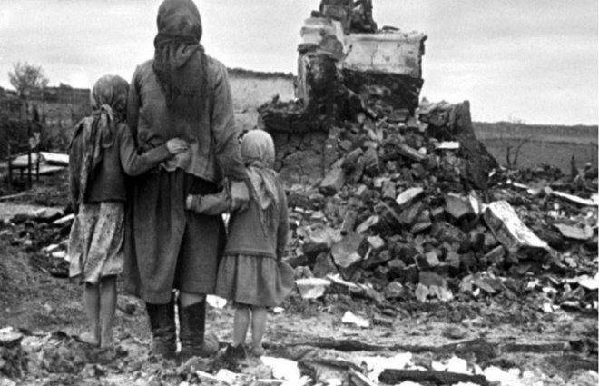 Їхнє дитинство зруйнувала війна