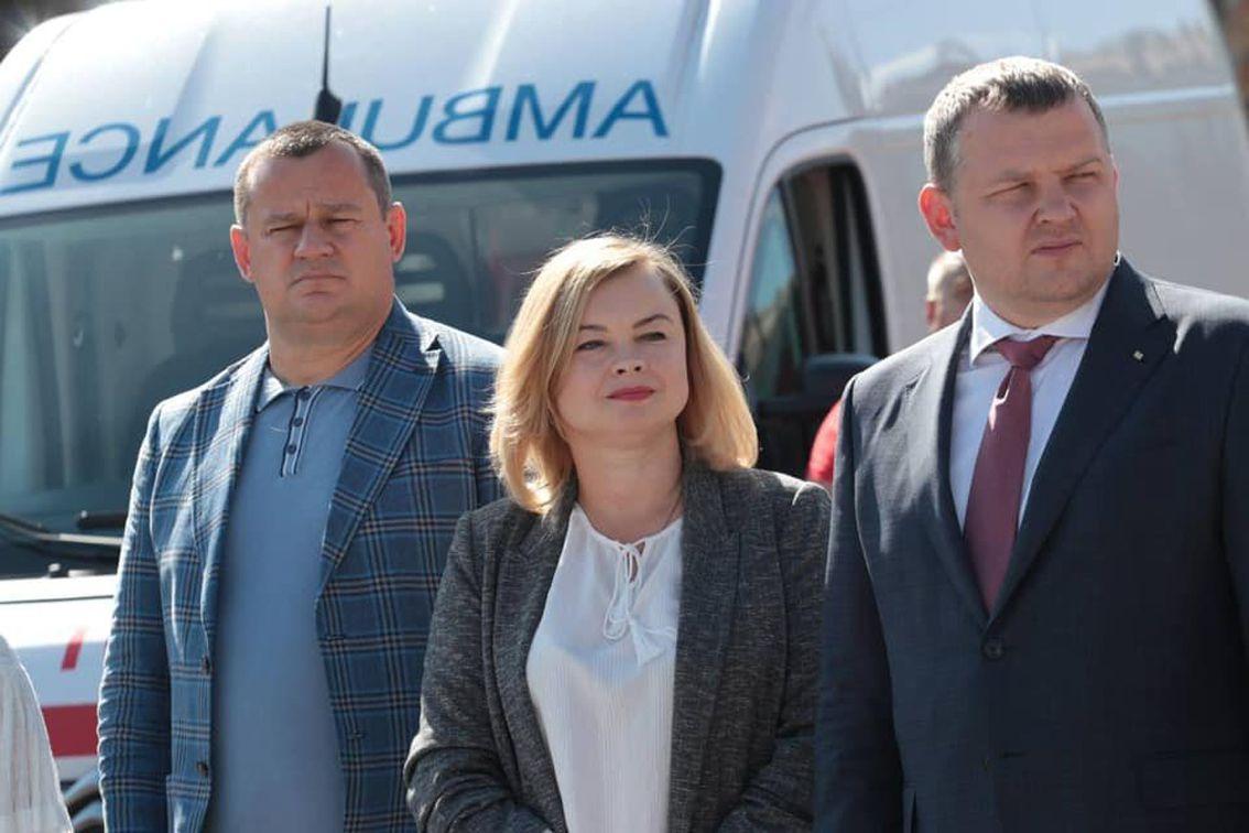 На Дніпропетровщині переозброїли медиків