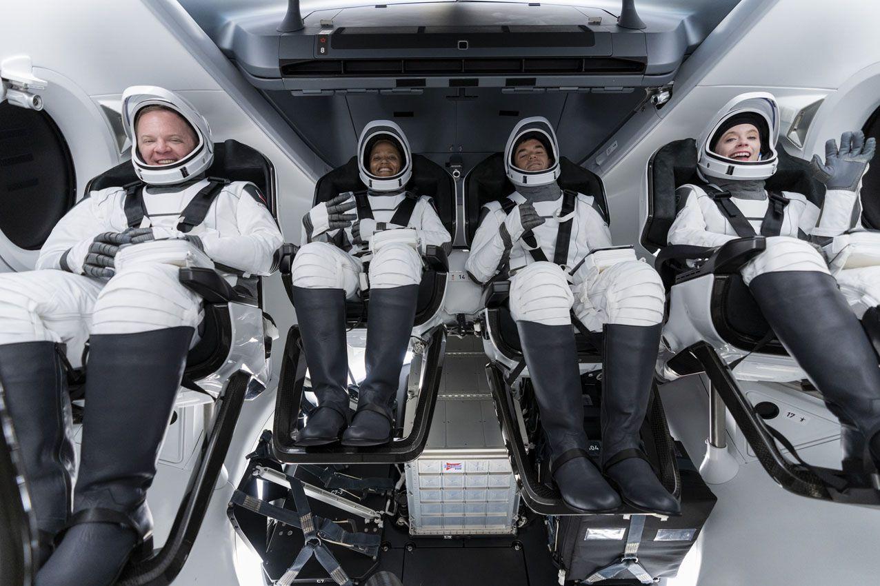 Ще один крок до космічного туризму