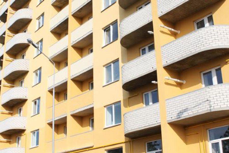В Виннице сооружают муниципальные дома