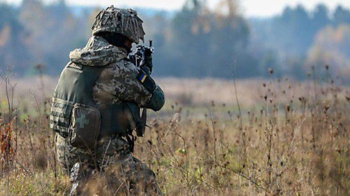 Боевики запускали беспилотник