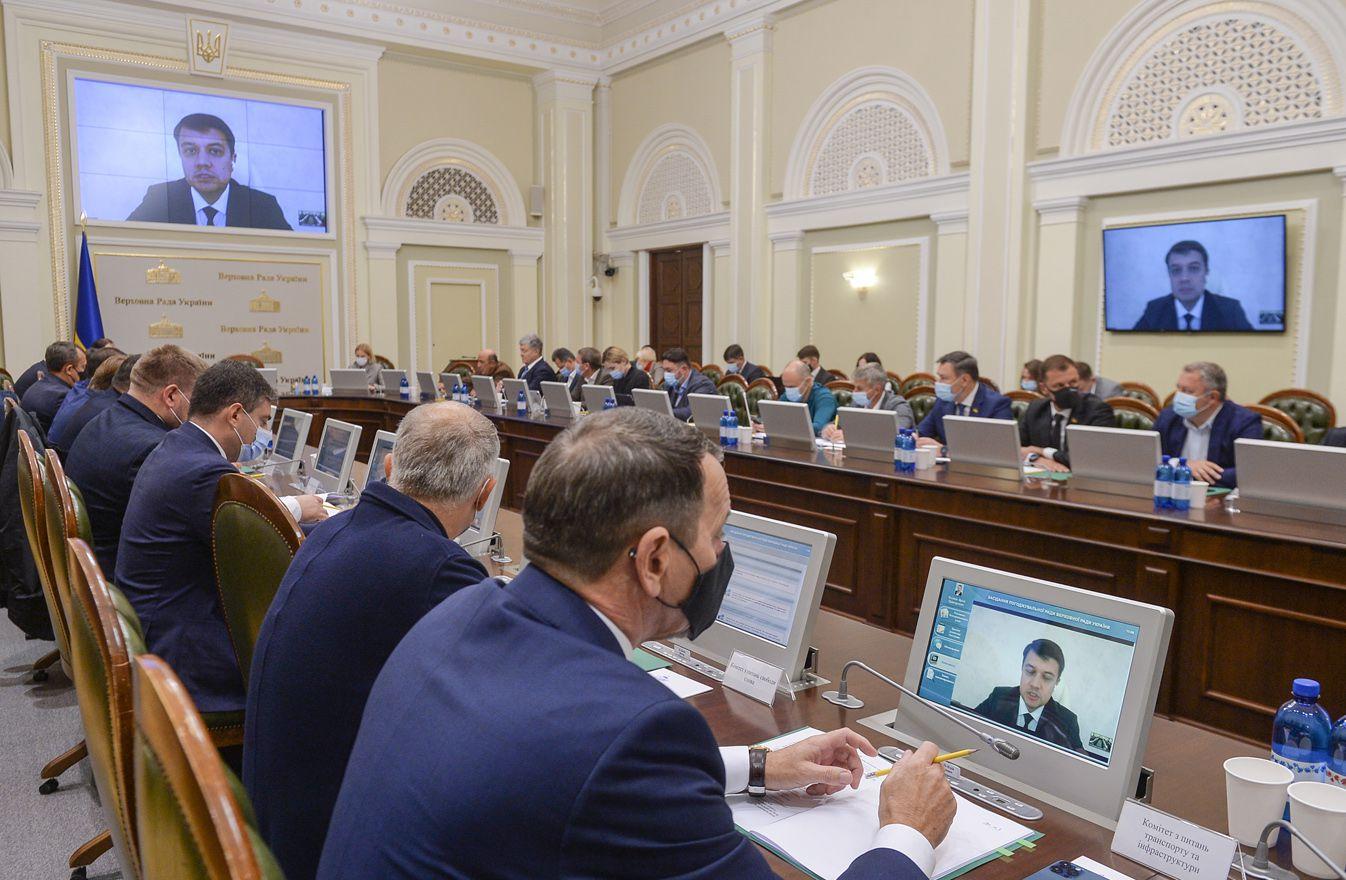 Пленарная неделя начнется с представления проекта Госбюджета на 2022 год