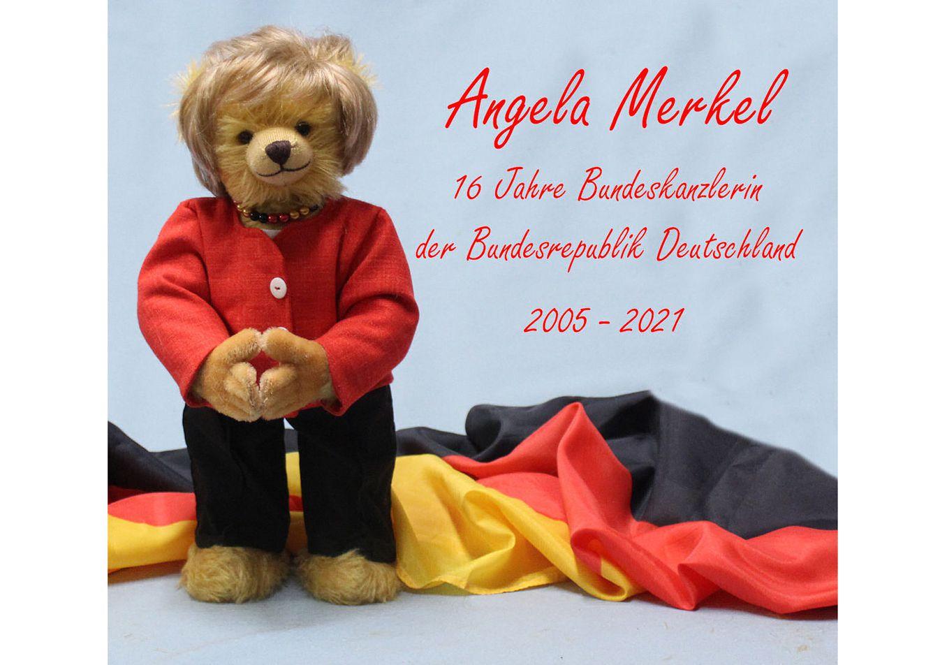 Німеччина: плюшева канцлерка
