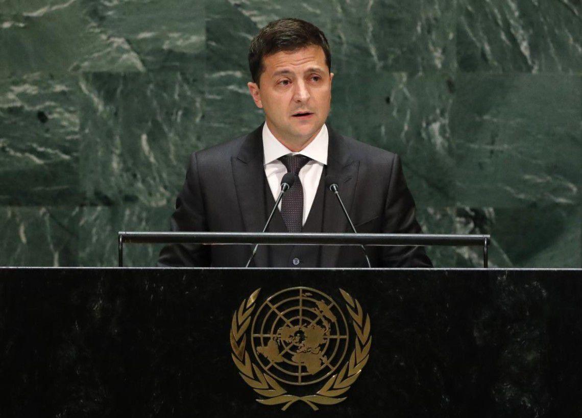 Президент выступит перед Генассамблеей ООН