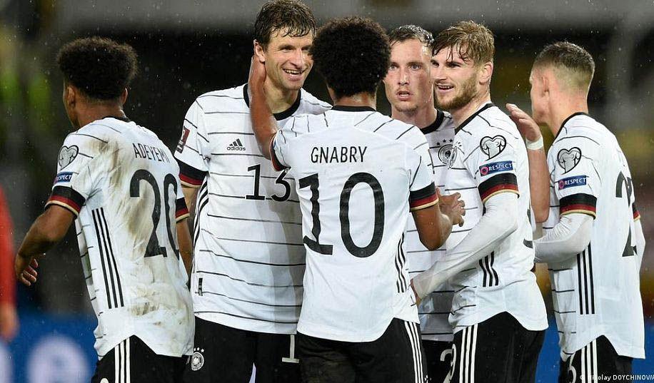 Футбол: Німці їдуть до Катару