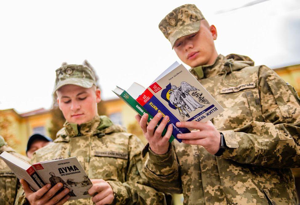 Дніпропетровщина: Солдати прочитають про шлях своїх підрозділів