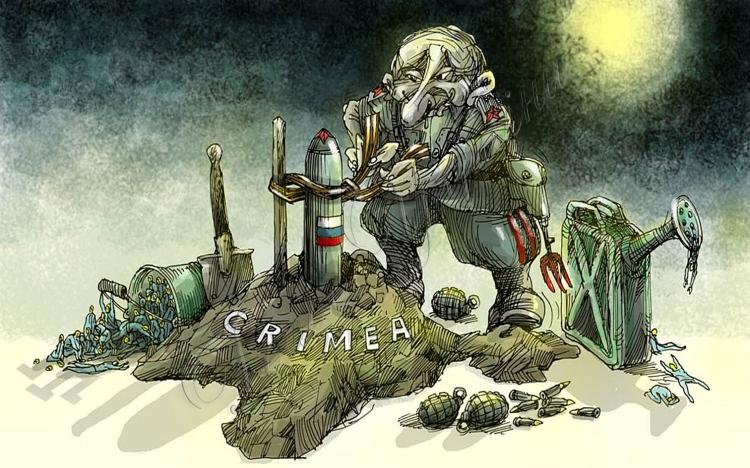 Россия заблокировала украинский проект заявления Совбеза ООН по Крыму - Цензор.НЕТ 7494