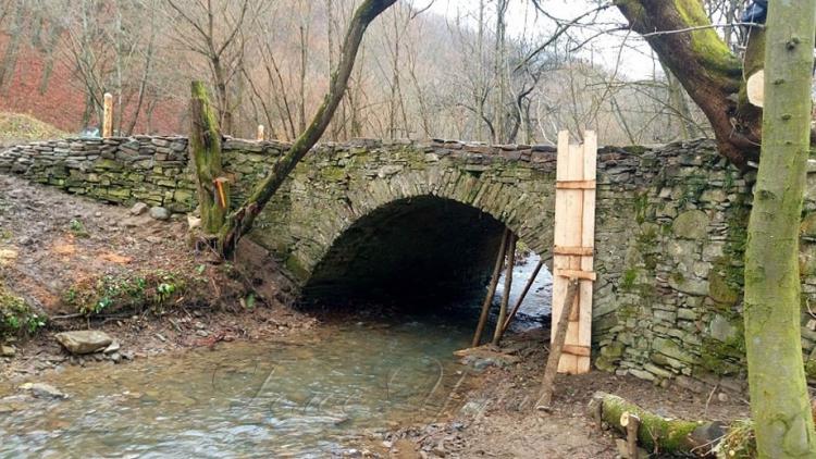 У Закарпатті відновлять старовинний міст