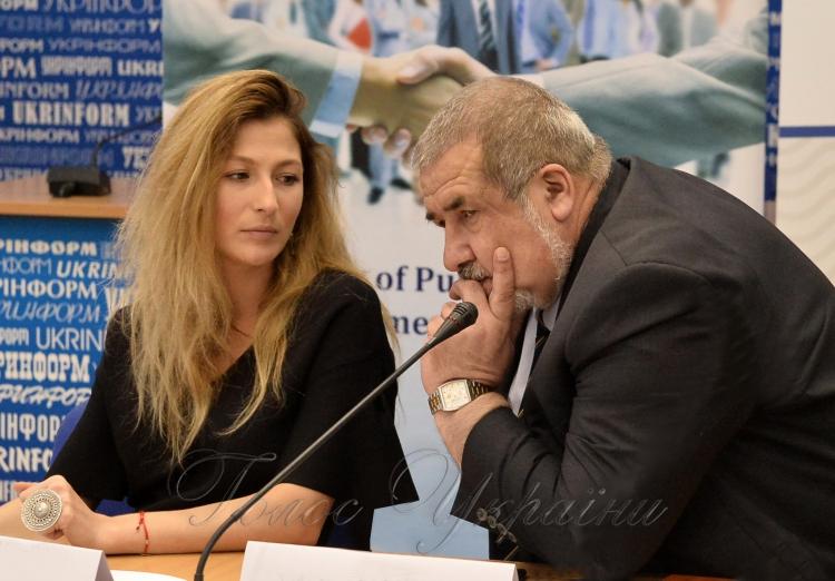 Проблеми політв'язнів уКриму неможливо вирішити додеокупації - Джапарова