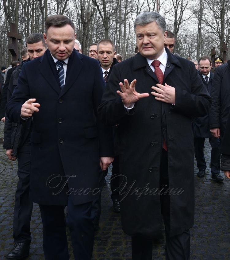 Дуда заявив, щопроект «Північного потоку-2» суперечить інтересам Європейського союзу