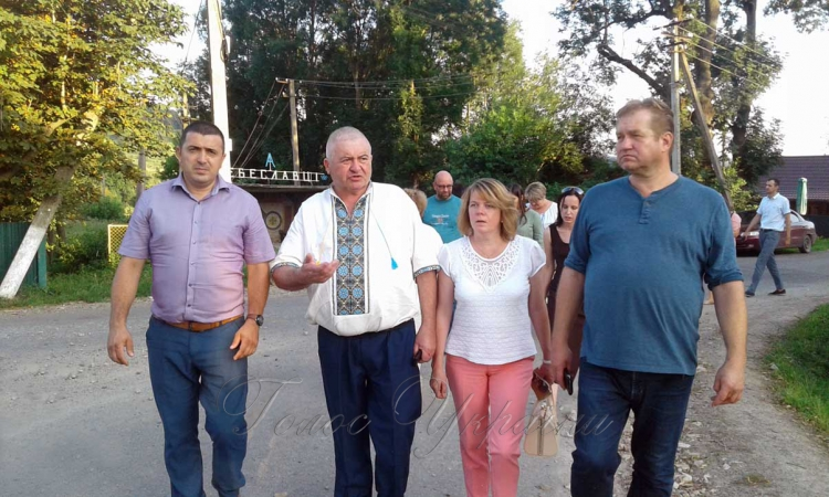 Обмін досвідом: депутат Європарламенту від Естонії та голова громади Отепя відвідали прикарпатські громади (фотофакт)