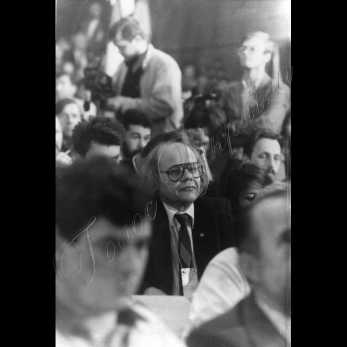 Вересень 1989 року. Установчий з'їзд Руху. Драч