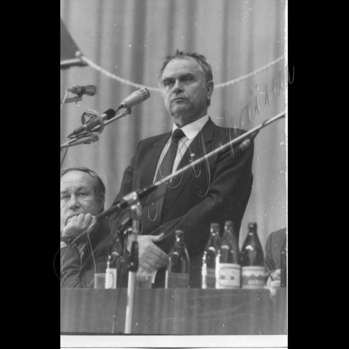 Вересень 1989 року. Установчий з'їзд Руху. Д.Павличко