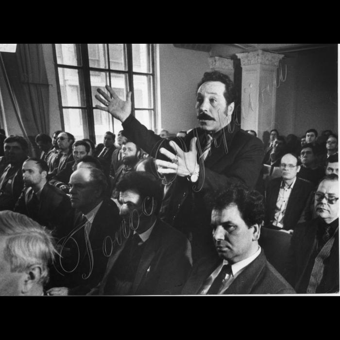 23.02.1993. Київ, IV з'їзд фермерів