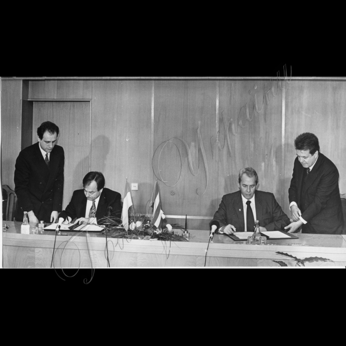 17.10.1995. Підписання україно-кубинської угоди