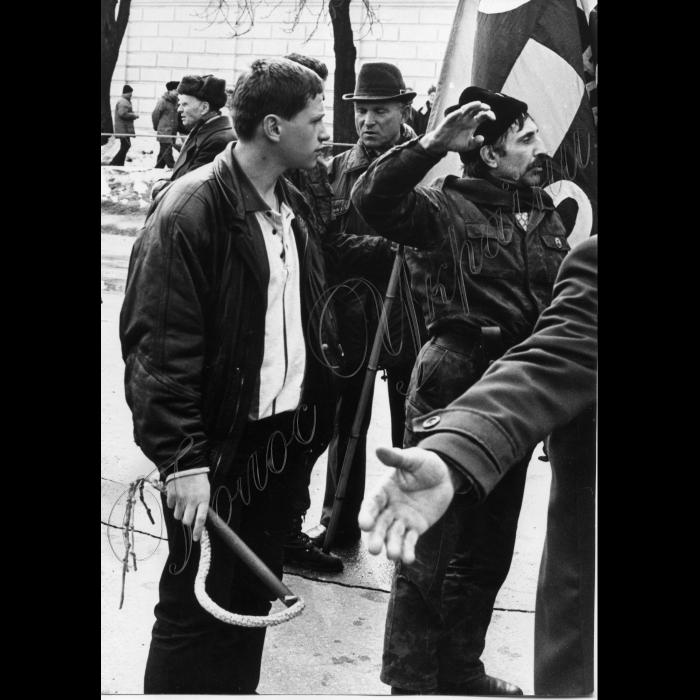 31.03.1996. Мітинг Руху.