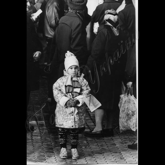 07.11.1996. Рух. Річниця Жовтневої революції